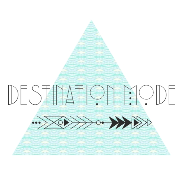 DESTINATION MODE LOGO