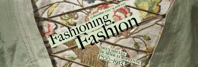 expo fashioning fashion affiche