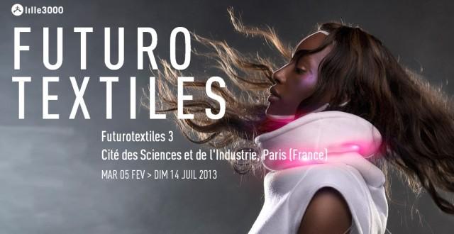 Futurotextiles 3 Paris