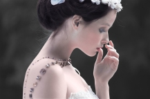 Profile courronne de fleur