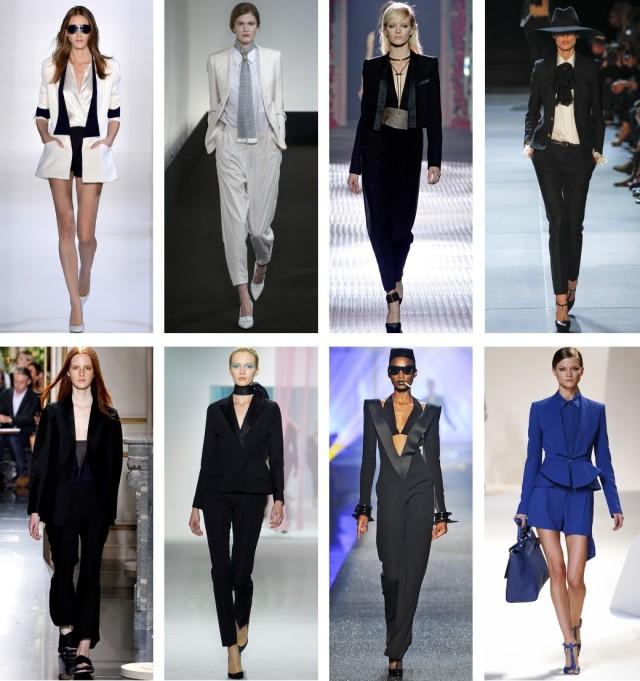 Défilés : Valentin Yudashkin, Hermès, Lanvin, Saint Laurent, Céline, Chritian Dior, Jean-Paul Gaultier et Elie Saab