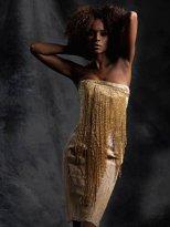 Elie Kuame Couture Artiste d'origine ivoirienne et libanaise installé à Paris