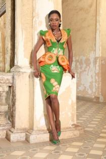 Gilles Touré Artiste d'origine ivoirienne